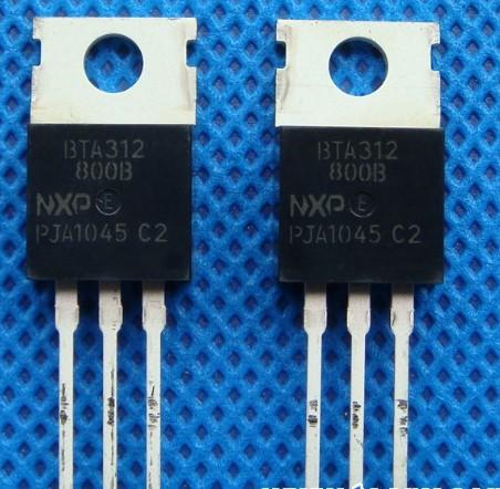 BTA41-600B High power thyristor _MinRida Technology Co , Limited